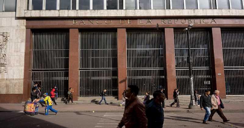 Banco de la República bajó en 25 puntos las tasas de interés