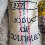 exportación de cafe