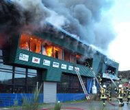 Incendio, Empresa, Seguridad y Salud, Trabajo