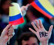 Paz, Justicia, Salarios, Congreso, Colombia