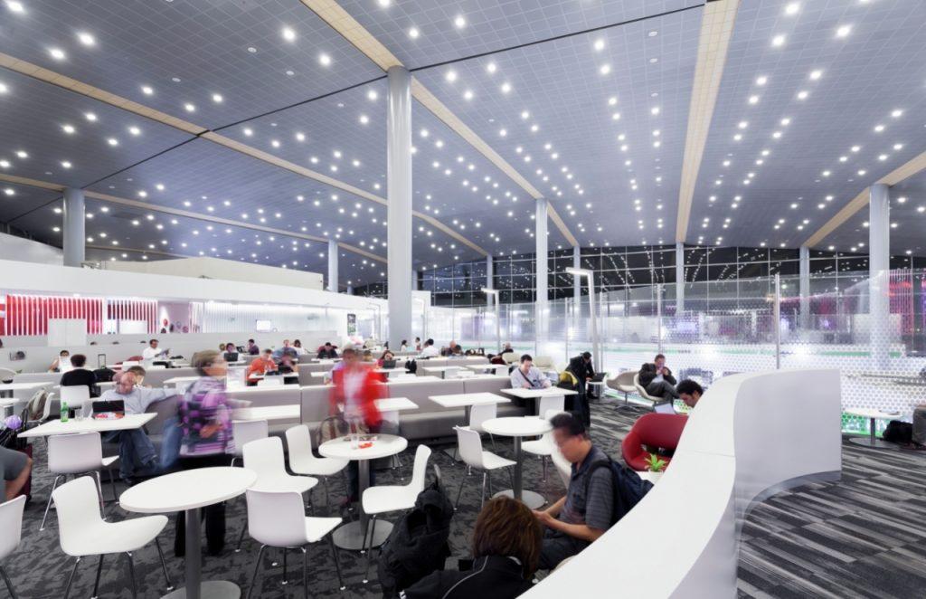 Logística Aeroportuaria, Aeropuerto, El Dorado, Bogotá, Administración, Comercial