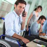 Trabajador discapacitado